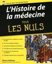 L'histoire de la médecine pour les nuls