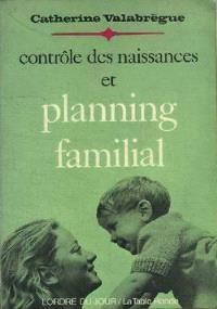 Contrôle des naissances et planning familial