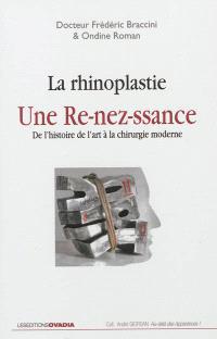 La rhinoplastie, une re-nez-ssance : de l'histoire de l'art à la chirurgie moderne