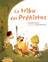 La tribu des Préhistos : CE1