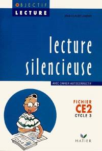 Lecture silencieuse, CE2