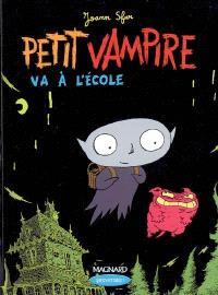 Petit vampire va à l'école : CM1
