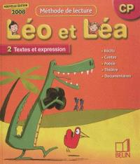 Pack Léo et Léa, CP