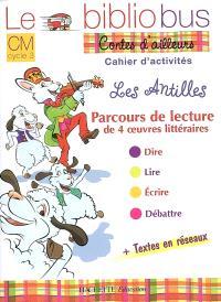 Le bibliobus contes d'ailleurs, CM cycle 3