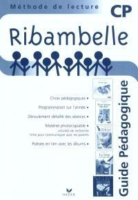 Ribambelle CP : guide pédagogique