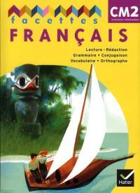 Facettes, français CM2