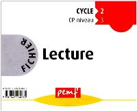 Fichier lecture, cycle 2, CP niveau 3