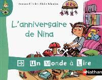 L'anniversaire de Nina