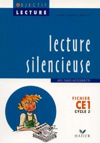 Lecture silencieuse, CE1