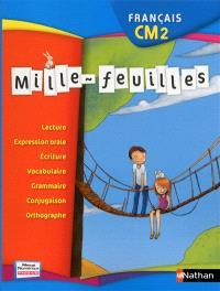 Mille-feuilles français, CM2 : manuel
