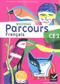 Nouveau parcours, français CE2