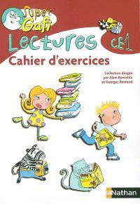 Super Gafi CE1 : cahier d'exercices