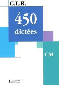 450 dictées, CM