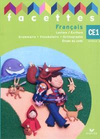 Facettes, français CE1