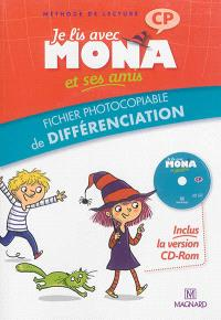 Fichier photocopiable de différenciation CP + CD-ROM