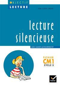 Lecture silencieuse, CM1