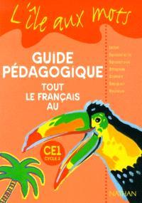 Tout le français au CE1 : livre du maître