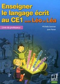 Léo et Léa CE1 : livre du maître