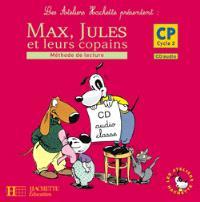 Max, Jules et leurs copains, CP cycle 2 : CD audio