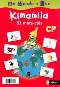 Kimamila : 63 mots-clés