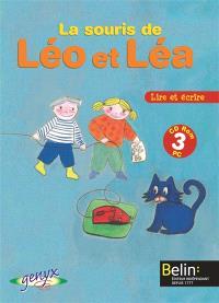 La souris de Léo et Léa. Volume 3, Lire et écrire