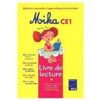 Mika CE1 : livre de lecture