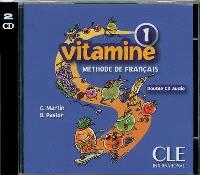 Vitamine, méthode de français 1
