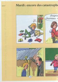 A tire-d'aile : méthode de lecture CP, 12 posters
