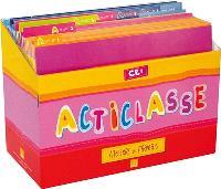 Acticlasse CE1, cycle 2 : ateliers de français
