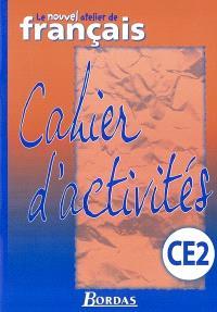Activités de français, CE2 cycle 3