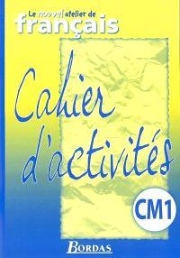 Activités de français, CM1 cycle 3