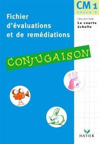 Conjugaison, CM1