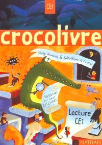 Crocolivre CE1 : livre magazine élève