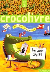 Crocolivre lecture CP-CE1