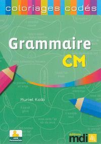 Grammaire CM
