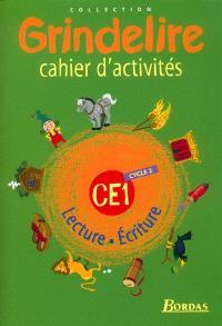 Grindelire CE1 : cahier d'activités