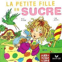 La petite fille en sucre : album CP
