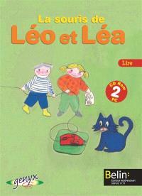 La souris de Léo et Léa. Volume 2, Lire