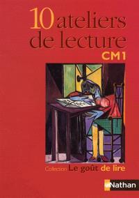 Le goût de lire : la littérature au CM1 : photofiches