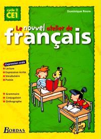 Le nouvel atelier de français, cycle 2, CE1