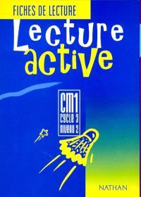 Lecture active CM1 : fichier de l'élève