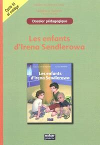 Les enfants d'Irena Sendlerowa : littérature au cycle III et 6e-5e