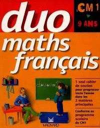 Maths français CM1 : 9 ans