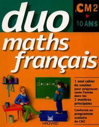 Maths français CM2 : 10 ans