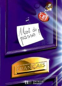 Mot de passe ! Français CE1 cycle 2