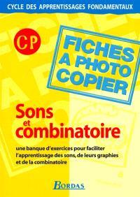 Sons et combinatoire : cycle 2, CP