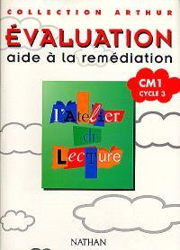 L'atelier de lecture, CM1 cycle 3