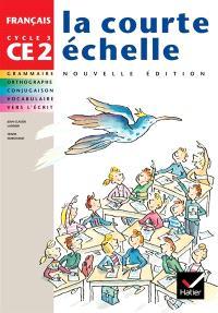 Français, manuel CE2