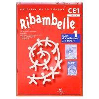 Ribambelle CE1, cycle 2 : maîtrise de la langue, le cahier d'activités 1 et le livret d'entraînement à la lecture 1
