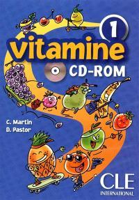 Vitamine. Volume 1, Méthode de français Niveau 1